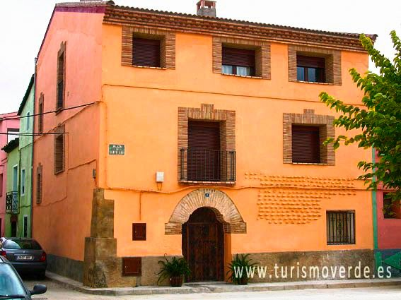 TURISMO VERDE HUESCA. Casa Mairal de Salillas