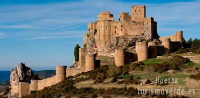 TURISMO VERDE HUESCA. Castillo de Loarre